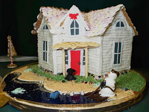 "Gingerbread ""House"" Competition and Display 