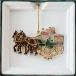 2016 Christmas in St Michaels Ornament