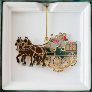 The Christmas In St Michaels 2016 Ornament