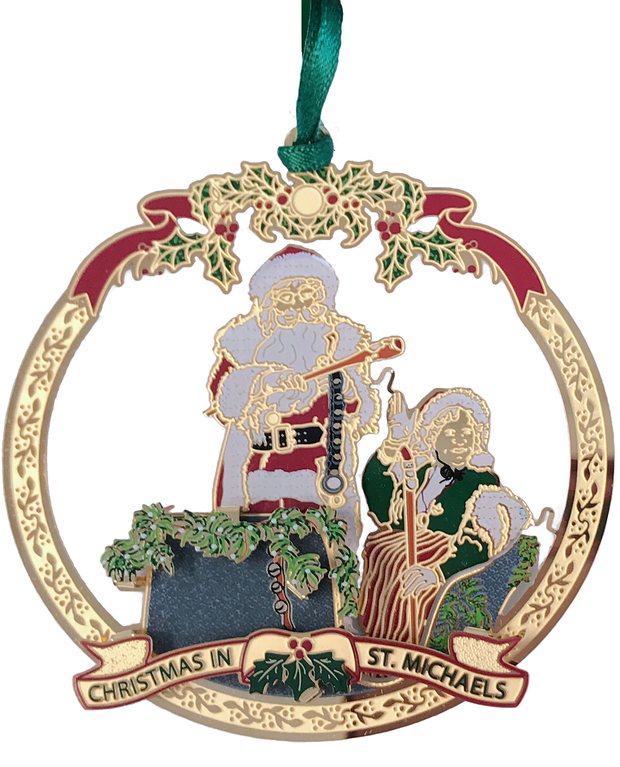 Michaels Christmas Ornaments 2019 2019 Collectors Ornament | Christmas In St. Michaels