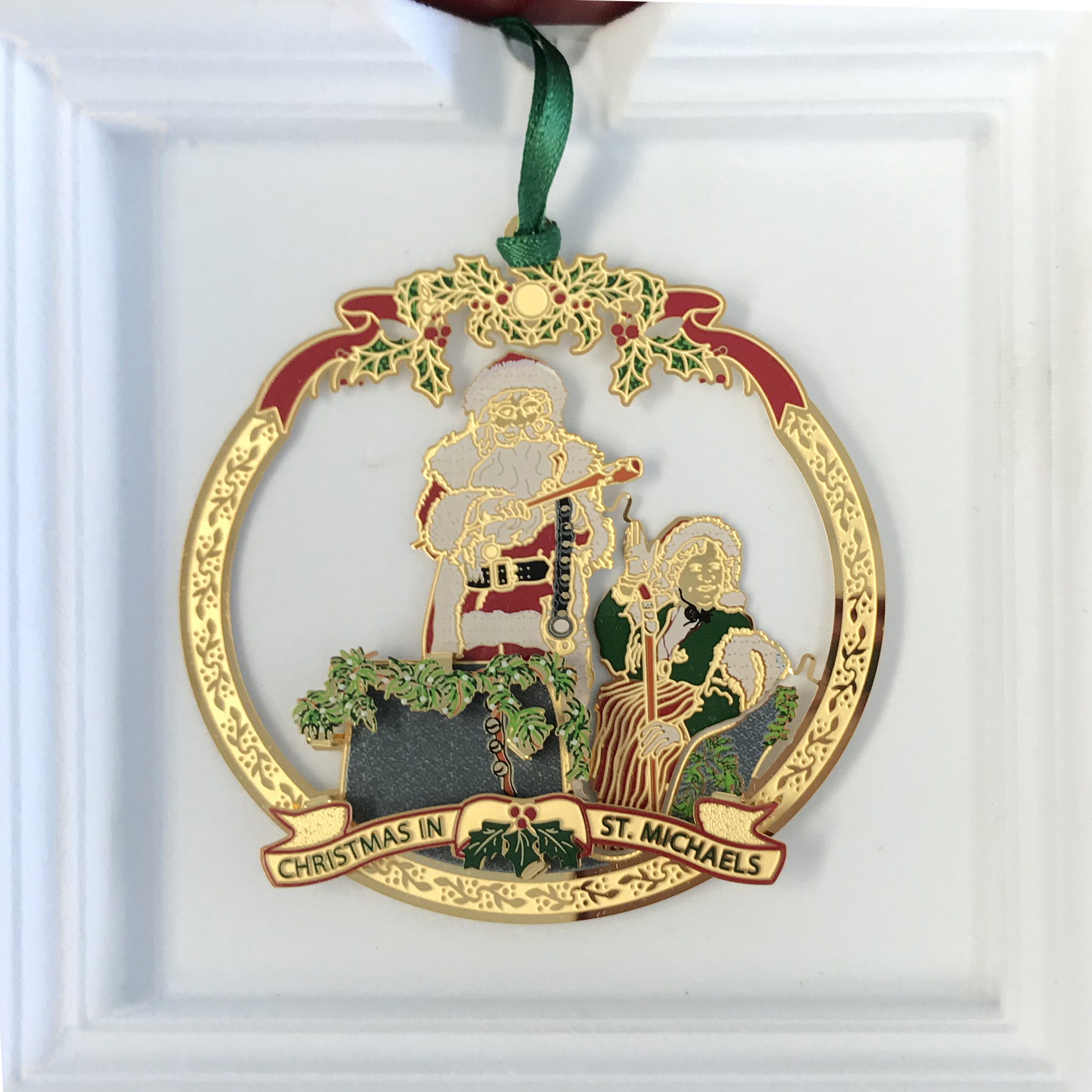 Michaels Christmas Ornaments 2019 Ornaments | Christmas In St. Michaels